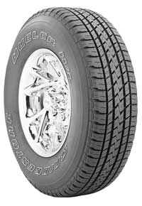 Bridgestone Dueler H/L with UNI-T AQ