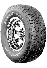Details for Delta Sierradial A/T Plus (Trailcutter AT2)   Delta World Tire Company New Orleans, LA