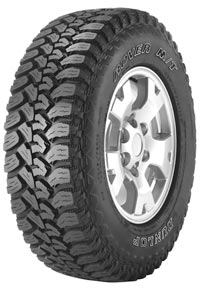 Dunlop Rover M/T Maxx Traction™