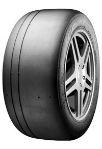 Kumho Ecsta V710 (Rounded Shoulder Profile)