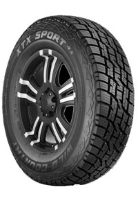 Multi-Mile Wild Country XTX Sport 4S