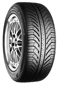 Michelin® Pilot® Sport A/S Plus