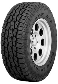 Toyo OPEN COUNTRY® A/T II