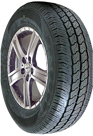 Vanderbilt Hi Fly HF201 (Different Tread)