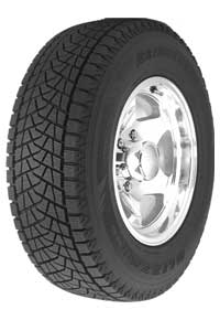 Bridgestone Blizzak DM-Z3 with UNI-T
