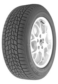 Bridgestone Blizzak LM-22 with UNI-T