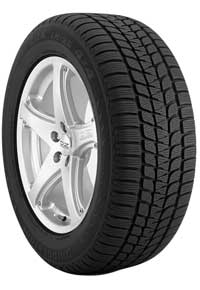 Bridgestone Blizzak LM-25 4x4 with UNI-T