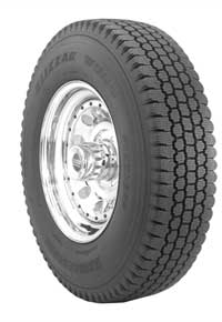 Bridgestone Blizzak W965 with UNI-T