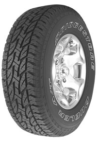 Bridgestone Dueler A/T REVO with UNI-T