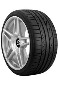 Bridgestone Potenza RE050A Pole Position with UNI-T