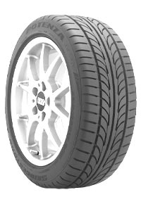 Bridgestone Potenza RE750 with UNI-T