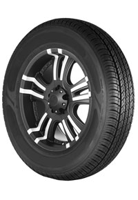 Eldorado Wild Trail Touring CUV (Different Tread)