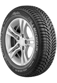 Michelin® Alpin A4